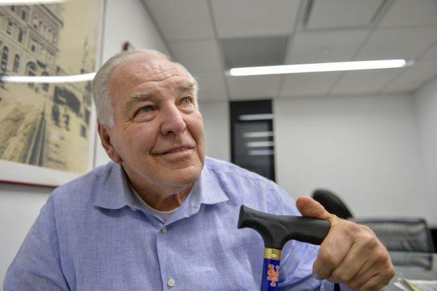 NY Mets legend Ed Kranepool